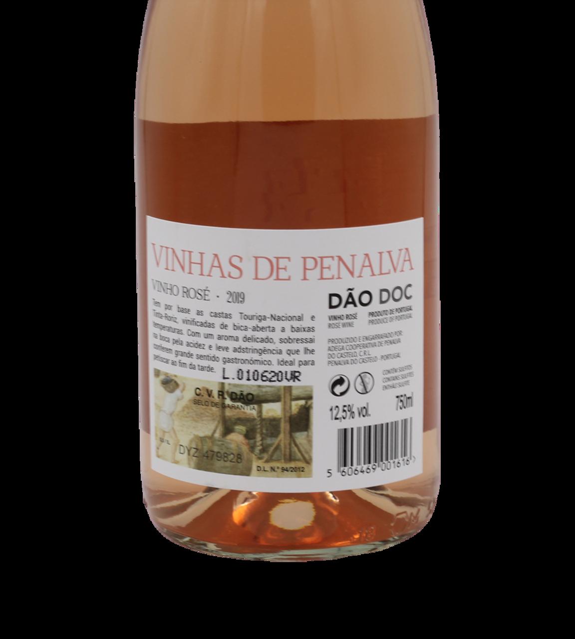 Picture of Vinhas de Penalva Rosé 2019