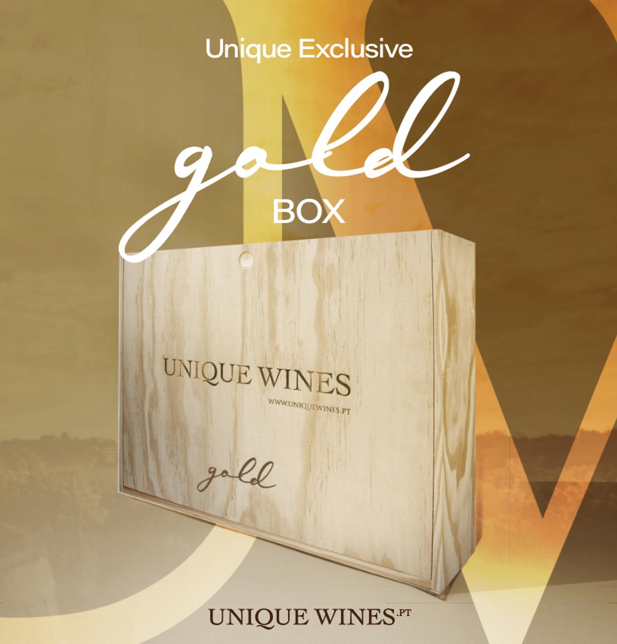 Picture of Unique Exclusive GOLD Box
